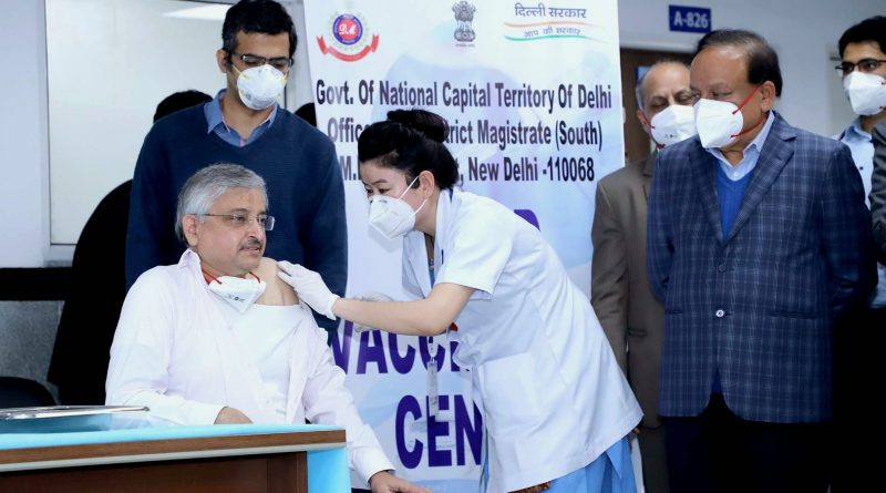 Covid-19 vaccine and India's strategy